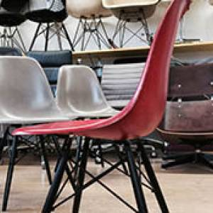 Vitra Service Chair Restauration