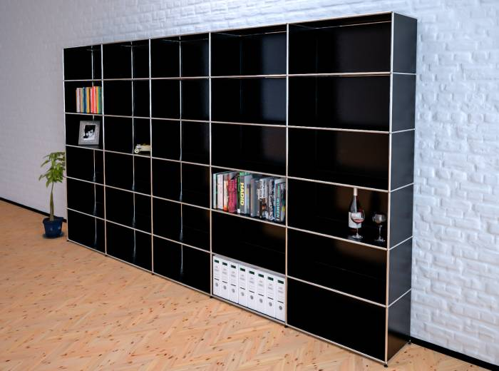 usm haller gebraucht m bel online kaufen usm markt. Black Bedroom Furniture Sets. Home Design Ideas