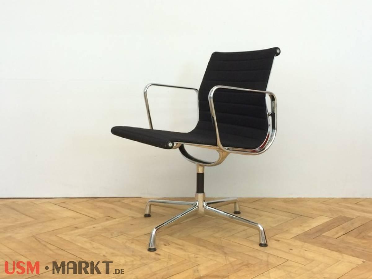 Vitra Chalres Eames : Vitra charles ray eames alu chair ea usm markt