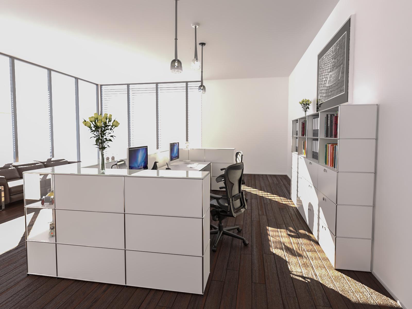 usm haller gebraucht m bel online kaufen usm markt. Black Bedroom Furniture Sets. Home Design Ideas